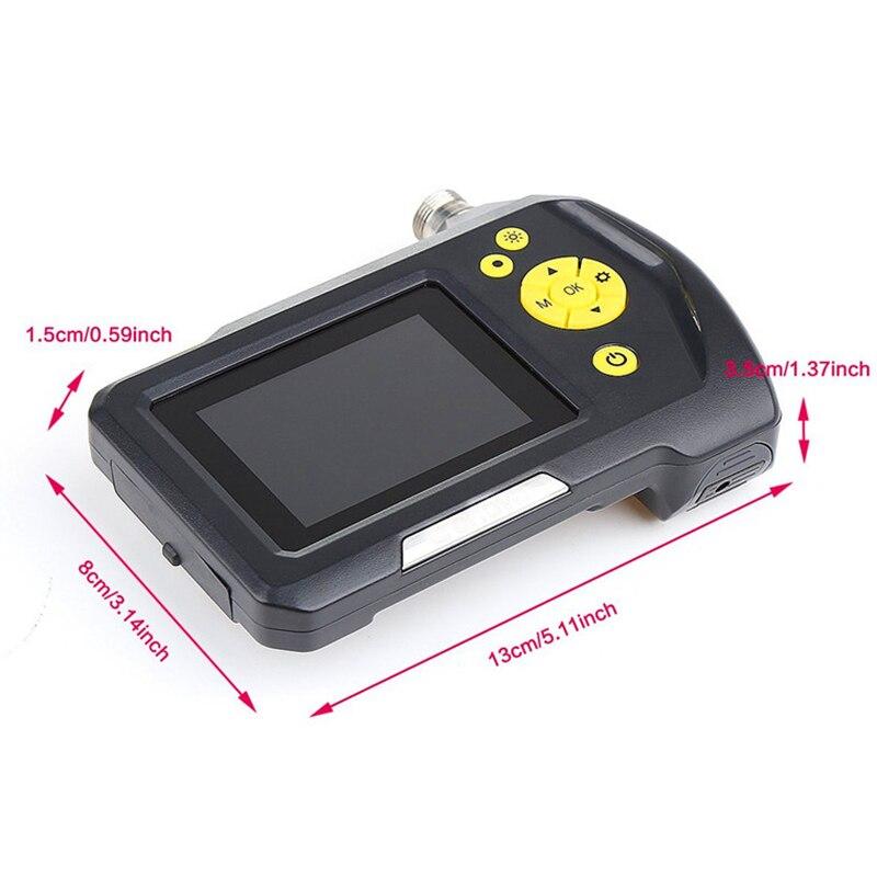 Fri frakt! 8 GB NTS100 Endoskop 5,5 mm Borescope Orminspektionskamera - Säkerhet och skydd - Foto 6
