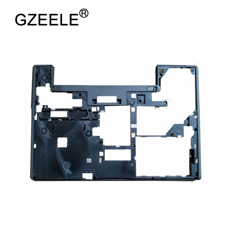 GZEELE new Bottom Case FOR ThinkPad for Lenovo T440p Base Cover Series Laptop Notebook Computer D black 04X5400 lower shell new case cover for lenovo g500s g505s laptop bottom case base cover ap0yb000h00