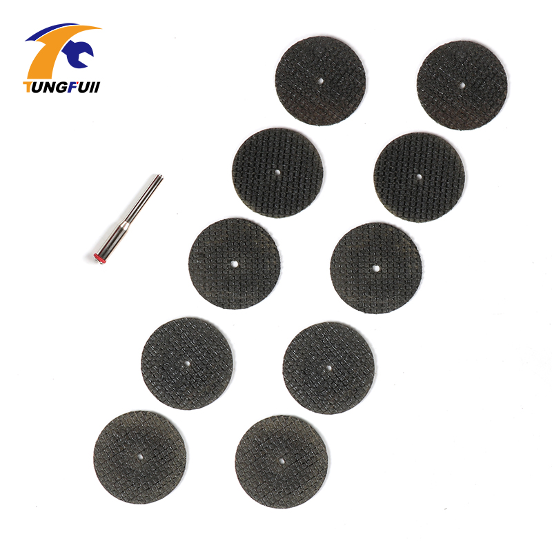 10 pcs Reinforced Flat Cut-off Wheel Resin Cutting Discs dremel accessories suit for dremel rotary tools w/1 Shank ewelink eu uk standard 1 gang 1 way light touch switch crystal glass panel touch switch wall light switch for smart home