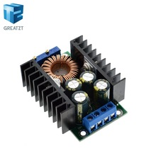 GREATZT DIY Electric Unit High quality C-D C CC CV Buck Converter Step-down Power Module 7-32V to 0.8-28V 9A 300W XL4016