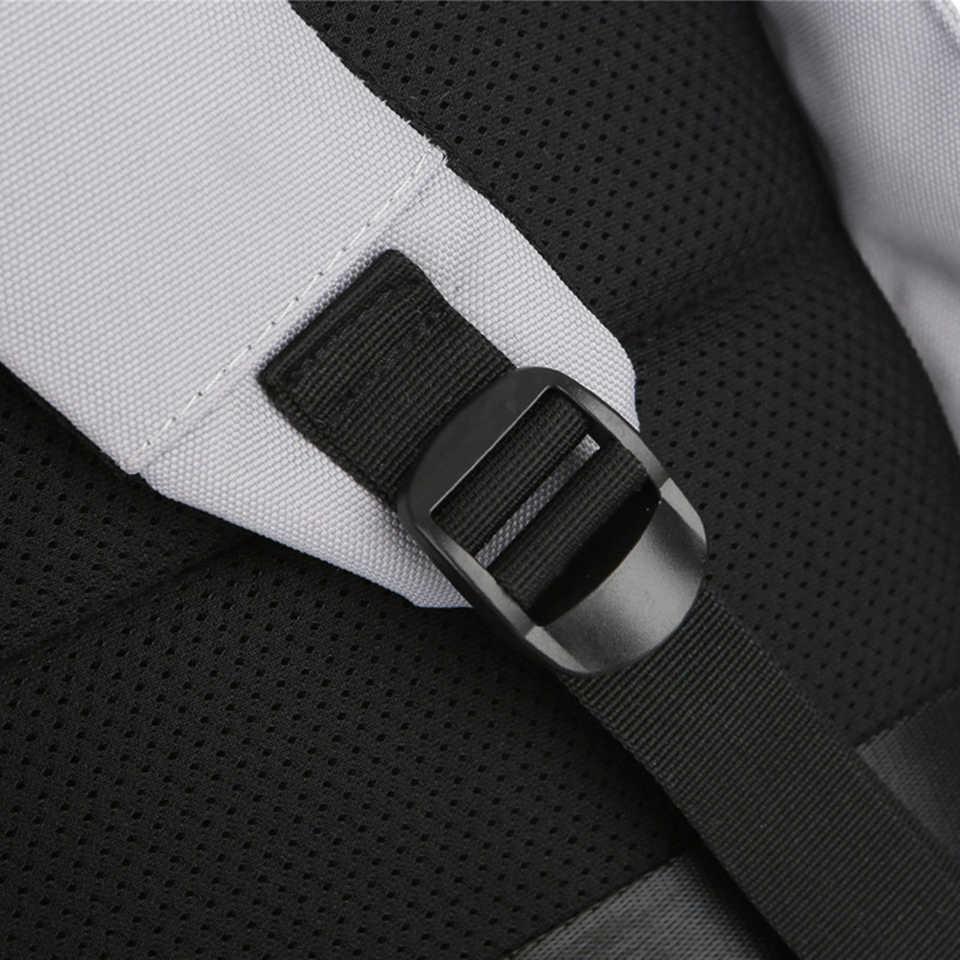 Мужские рюкзаки с защитой от кражи, рюкзак для ноутбука 15,6 дюймов, деловой мужской рюкзак для путешествий, водонепроницаемый рюкзак с USB, школьные сумки для ноутбука
