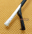 100cm Black Skin Double Pins Nordost Odin Top-rated Silver Plated + shield Speaker Audio Signal Cable