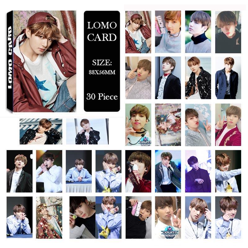 LK484 BTS  Jung Kook 04LOMO