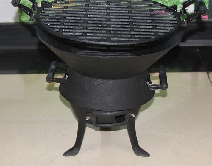 Outdoorküche Gas Xiaomi : Hochwertige holzkohle grill multifunktions bbq grill