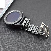 Real Ceramics 20mm Watch Band Straps For Huawei Watch 2 Sport Classic Samsung Gear S2 Classic Gear Sport Watchbands