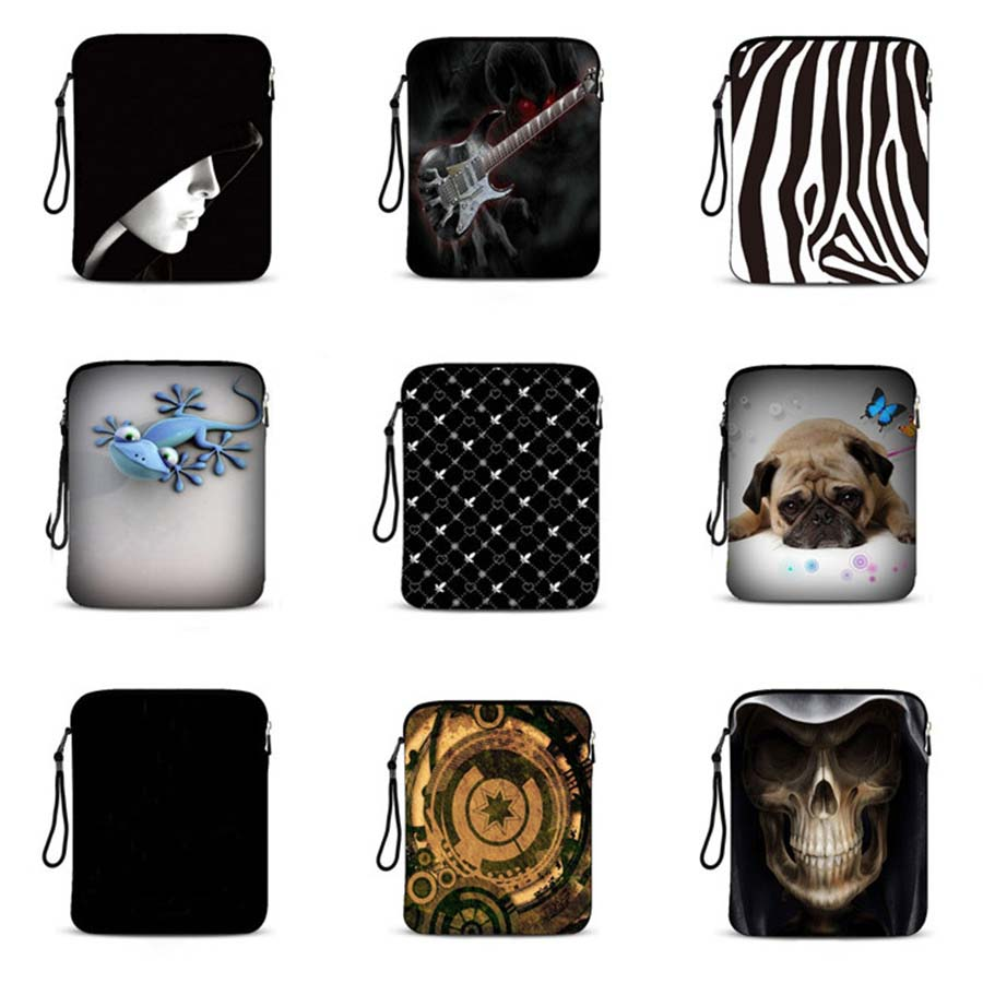 Cherry tree print 9 7 quot inch laptop bag Cover tablet bag protective sleeve notebook Case pouch For iPad Air pro mini 9 7 IP 15291 in Tablets amp e Books Case from Computer amp Office