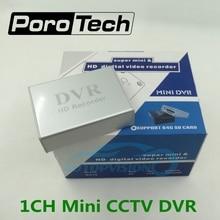Factory price 10pcs/lot XBOX 1 Channel HD Super-Smart Mini DVR Board 1ch CCTV DVR Dgital Video Recorder with motion detection