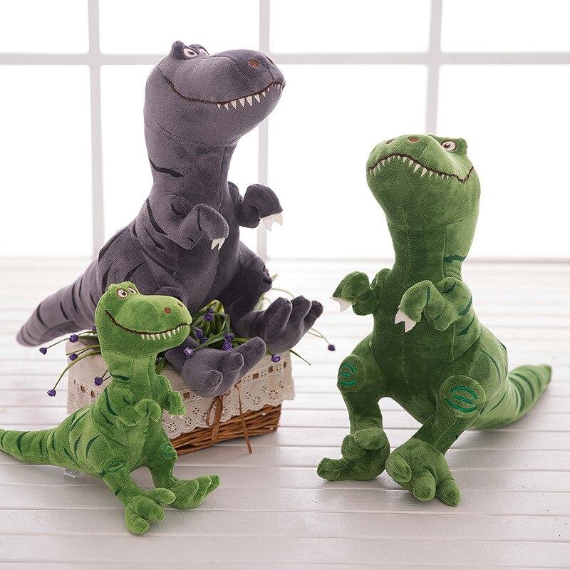 2018 Realista Adorável Dinossauro Bonito Dos Desenhos Animados Boneca de  Pelúcia Brinquedos de pelúcia Bicho de pelúcia Travesseiro Bonecos de  Pelúcia ... 92cf7abc97b