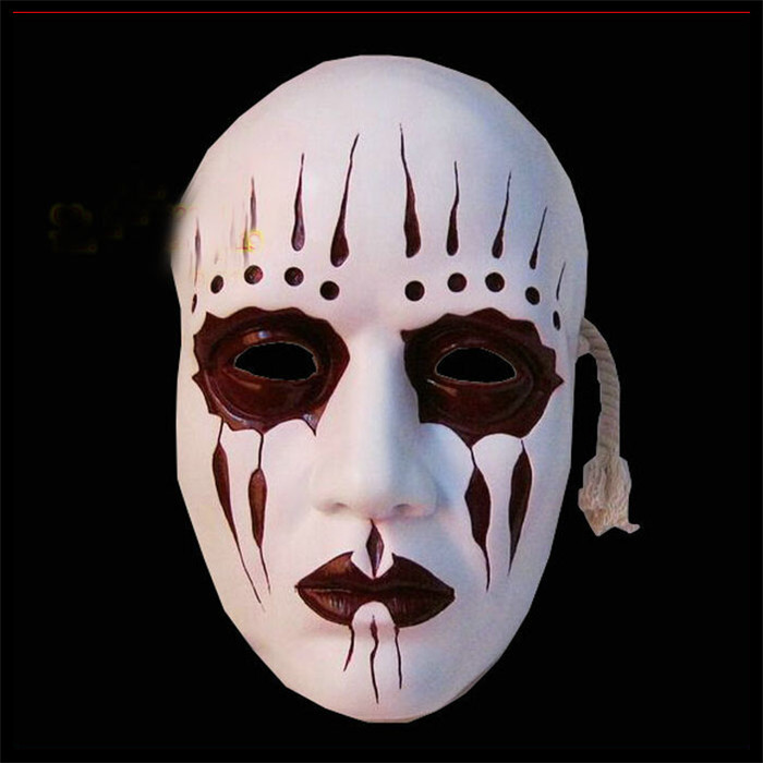 Slipknot Joey Jordison Resin Masks Cosplay Halloween Party Mask ...