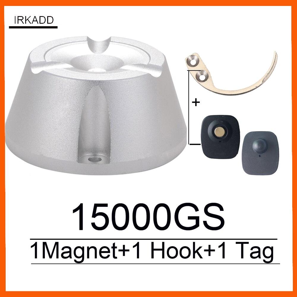 15000GS universelle magnetische detacheur ladendiebstahl magnet 1 stück haken key detacher sicherheit umbaudetacheur handheld tag entferner