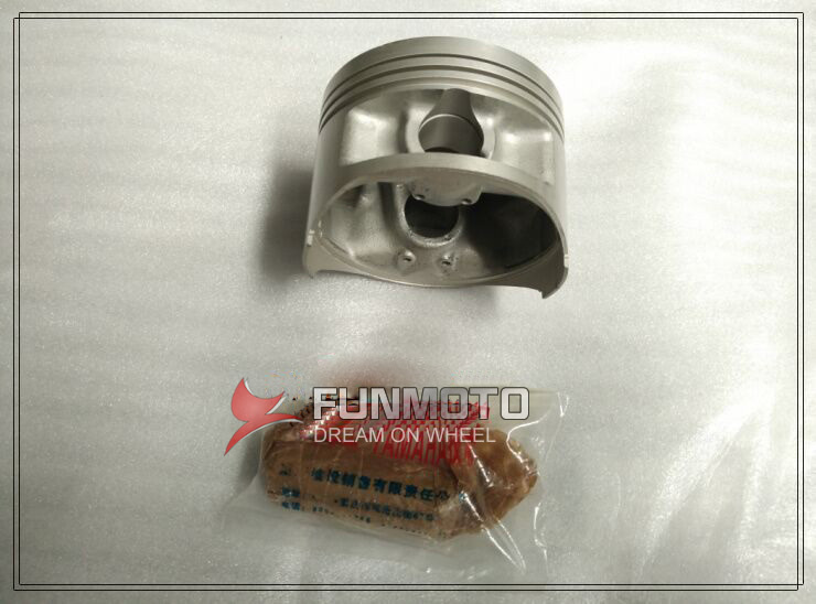 Piston Of JIANSHE 400cc ATV Engine Parts