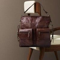 Cobbler Legend 2018 женская сумка из натуральной кожи Большие женские кожаные сумки известный бренд сумки мессенджеры Большие женские сумки на плеч
