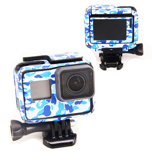 Image 5 - New Product For Gopro Hero 5 Hero 6 Hero 7 stickers For Go Pro 5/6 Sport Camera Hero5 Hero6/7 Protector Case Skin
