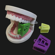 3 pcs/lot Dental Silicone Latex Mouth Prop (L/M/S) Bite Blocks for Adult & Child