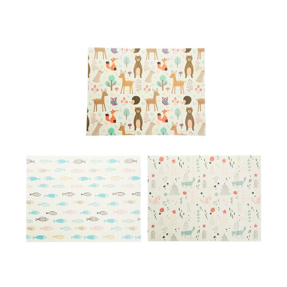 150*200*1 CM mousse épaissie bébé chambre ramper Pad tapis pliant bébé tapis de jeu Puzzle enfants tapis bébé tapis antidérapant floormat