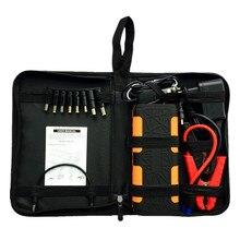 Новый 20000 мАч автомобиля Пусковые устройства 12 В Портативный стартер аварийного Запасные Аккумуляторы для телефонов зарядное устройство для автомобильного аккумулятора усилитель пусковое устройство