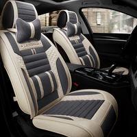 Sports Car Seat Cover General Cushion Car pad Car Styling For BMW Audi Honda Toyota Ford Nissan Volkswagen Hyundai Kia Volvo