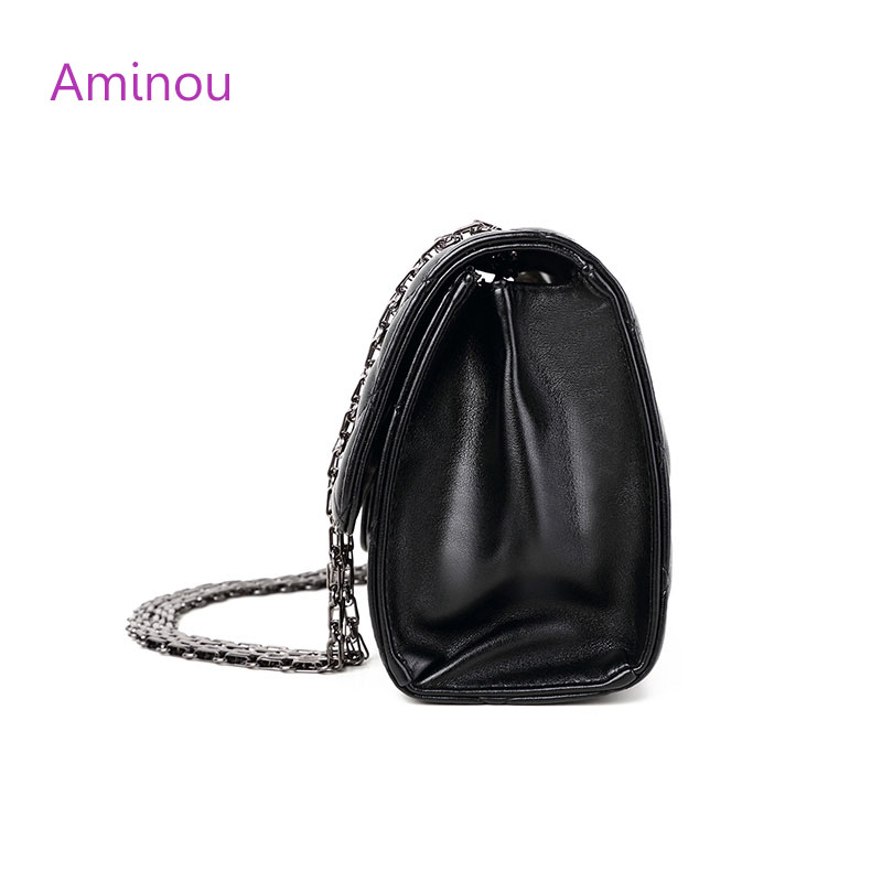 de sacolas crossbody mulheres bolsa Chain Shoulder Bags Flap : Designer Chain Shoulder Bag 2016