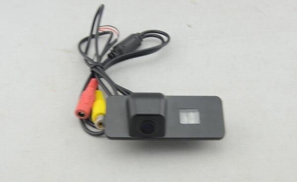 Car Rear View Reversing Backup IR CCD Camera For VW Golf R Cabriolet GOLF GOLF GTI