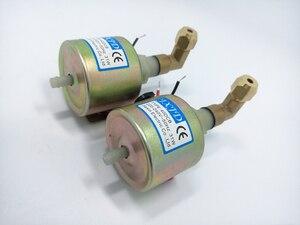 Image 3 - 2 Pcs / 40DCB 31w Oil Pump Stage Smoke Machine Accessories