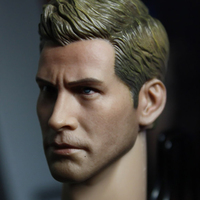 NEW 1 6 Scale Soldiers Accessories Jack Jihaluner Head Sculpt Headplay A02 For 12 Phicen HT