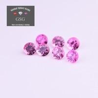 100% натуральный драгоценный камень шпинель 7 шт. 0.92ct 3 мм для ювелирных изделий непосредственно передает к ваши руки от GSG Таиланд резки фабри