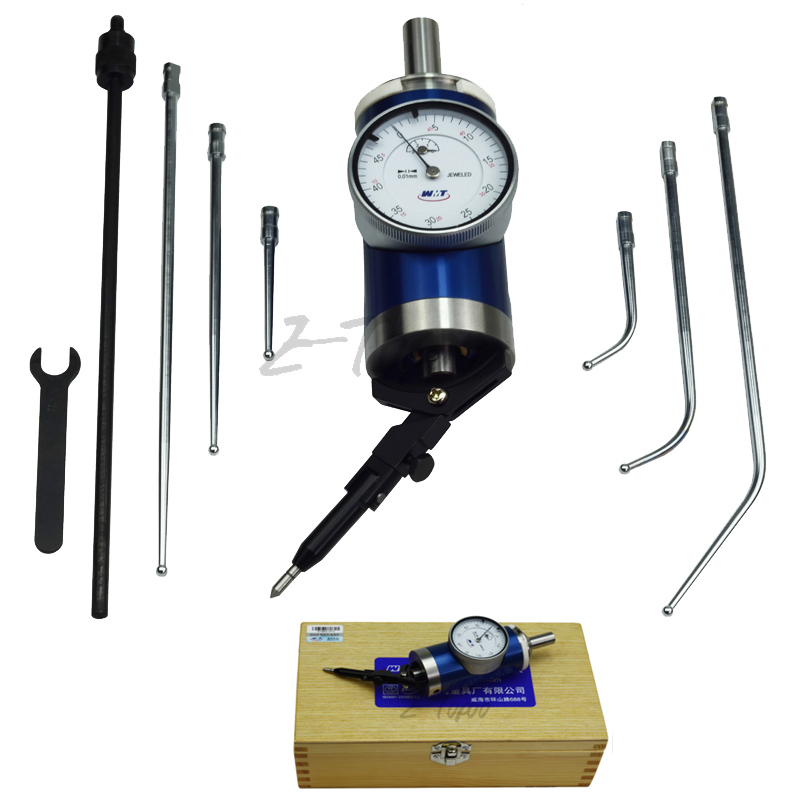 1Set Dial Test Coaxial Centering Indicator Finder Milling Tool CNC Needle Tools