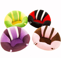 Baby cushion Small sofa pillow Plush Soft comfortable stuffed chair Suitable for infant High quality toy