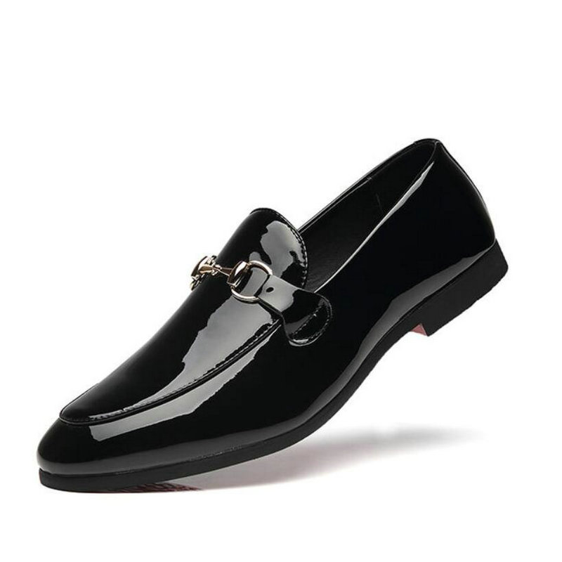 Men's Casual Shoes Loafers Spring Autumn Slip-On Loafers Men Black Mens Shoes Casual Mens Loafers Rivet Big Size 46 47 48 Socks hot sales new fashion dandelion spikes mens loafers high quality suede black slip on sliver rivet flats shoes mens casual shoes