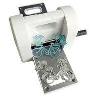 Edge Metalen Gestanst Papier Snijmachine Scrapbooking Cutter Snijden Sterven Machine Voor DIY Papier Kaart fotoalbum Cut Maching