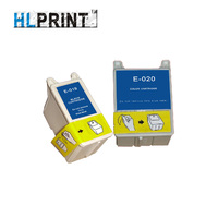 10 Sets Lot Ink Cartridge T019 T020 Compatible For EPSON Stylus Color 880 880i
