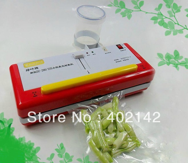 100% high warranty household vacuum sealing machine, 2 in one machine (Wet and dry ) zest zest 23742 3
