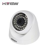 H View CCTV Camera 1080P 2 0MP Dome Surveillance Camera IR Security Camera For Analog Surveillance
