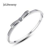 Mới Đích Thực 925 Sterling Silver Charm Cung Lấp Lánh Bangles & lắc Với Clear CZ Fit DIY Pan Hạt Charms Jewelry làm