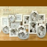 Rustic photo frame wool photo frame photo frame swing sets