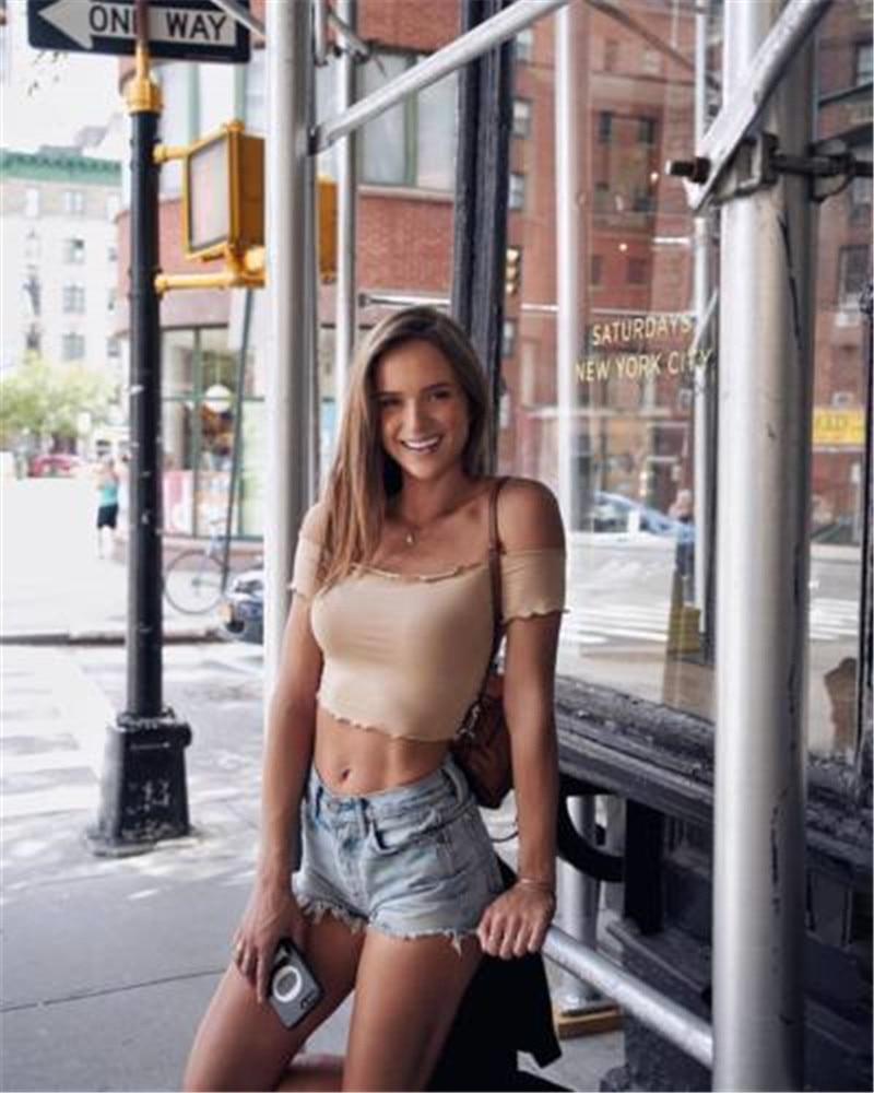 Sexy women on the street