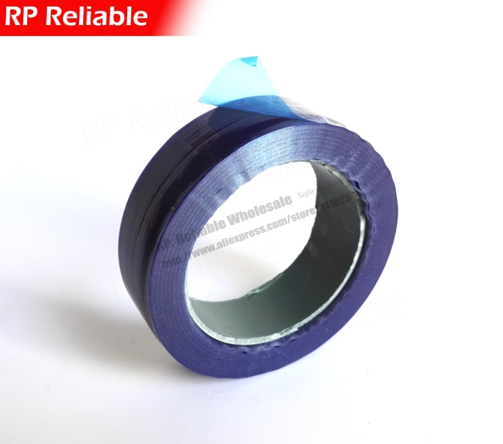 0.05mm thick, 80 Meters long, BlueSelf Adhesive Protective Film for Aluminum alloy Appliance, Watch Surface, Stainless, Metal