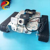DOIT T200 удаленного Управление Wi Fi видео Робот Танк шасси мобильной платформы для Arduino умный робот с Камера гусеничный трактор игрушка