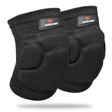WOSAWE Thicken EVA Knee Pads Motocross Dirty Bike Protector Guard Breathable Sports MTB Soccer Football Basketball Fitness