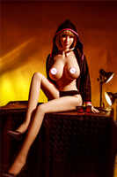 Top 148cm Sex Doll Metal skeleton/100% real silicone soft realistic TPE skin 158cm Love Doll for Men Masturbating Doll
