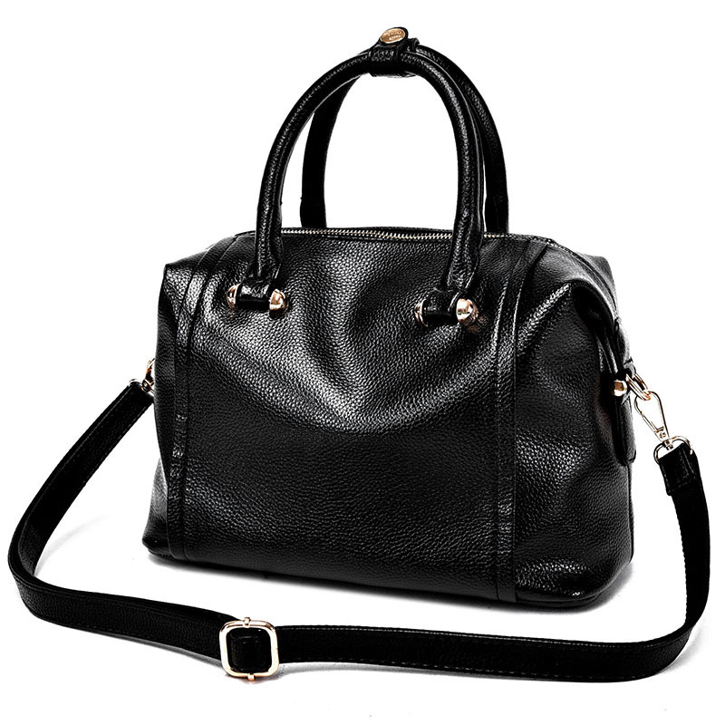 2016 Fashion Women Genuine Leather  Bag Famous Designers Brand Handbag Luxury Cowhide Shoulder Messenger Bags