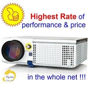 Image 1 - Projecteur LED ViEYiNG HD 1920x1080 projecteurs cinéma maison projecteur 3D LCD projecteur Full HD projetor Pk led96 bt96 M5 projecteur