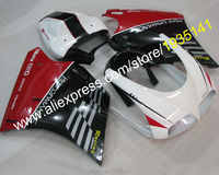 For Ducati 996 748 DUCATI 748 996 1996 1997 1998 1999 2000 2001 2002 customized motorbike fairing (Injection molding)