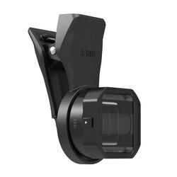 Anamorph Objektiv Sirui VD-01 Handy Objektiv Film Bildschirm Verformung 1.33x Wide Screen Film Video Objektiv für Apple für Huawei
