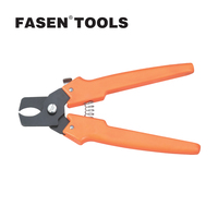 FASEN TOOLS VK 35 CUTTING Cable Cutter Copper Aluminium Cable Max 35mm2 Lever Torque Transmission Small