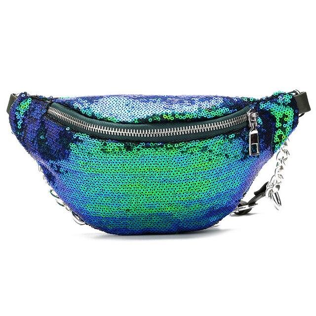 AIREEBAY Sequin Belt Bag  4