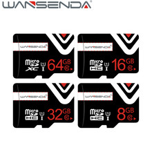 Wansenda Memory Card 16gb 32gb Class 10  tf memory card 4g 8g Class 6 micro tf card Upgrading TF Card for phones Free shipping