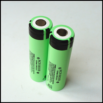 Free charger for Panasonic NCR 18650 B NCR18650B 3400mAh Dynamic Li Lithium ion MH12210 Rechargeable Battery Cell