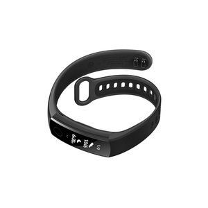 "Image 3 - Auf Lager Original Huawei Honor Band 3 Smart Armband Swimmable 5ATM 0.91 ""OLED Bildschirm Touchpad Herz Rate Monitor Push nachricht"
