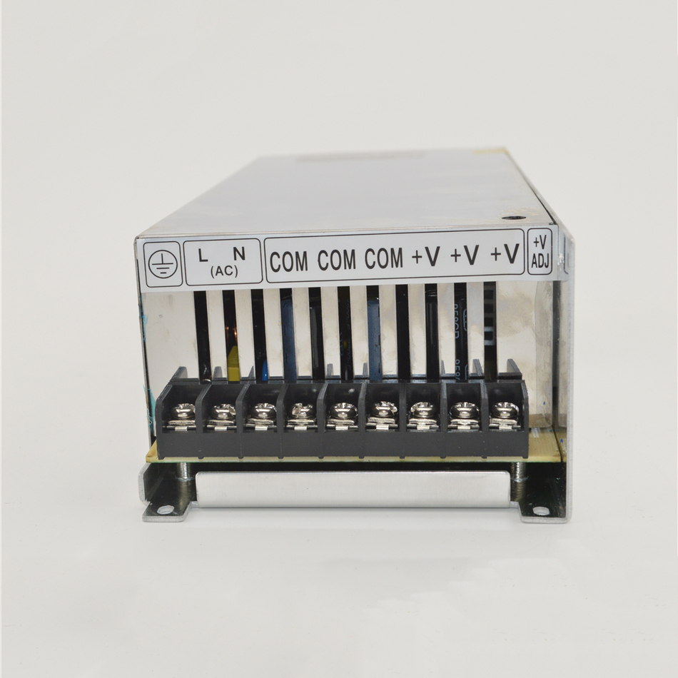ac to dc 400W 24V 16A S-400-24 input 110-240V 24V strip Iight warranty RoHS CE Ied driver source switching power suppIy voIt цена и фото